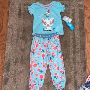 Moana pajama set